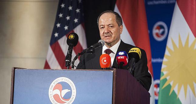 Obama, Biden tell Barzani US stands by unified Iraq
