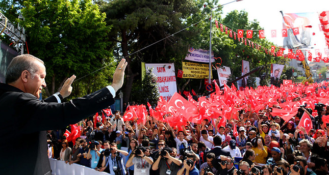 Electoral board rejects HDP's complaint about Erdoğan