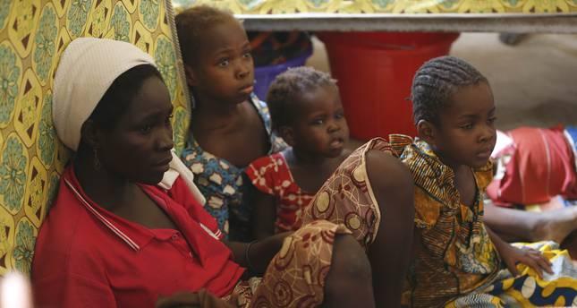 Nigeria saves 25 more women, children from Boko Haram