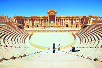 The Islamic State of Iraq and al-Sham (ISIS) seized full control of the ancient Syrian city of Palmyra on Thursday, a monitor said, putting the world heritage site at risk of destruction and...