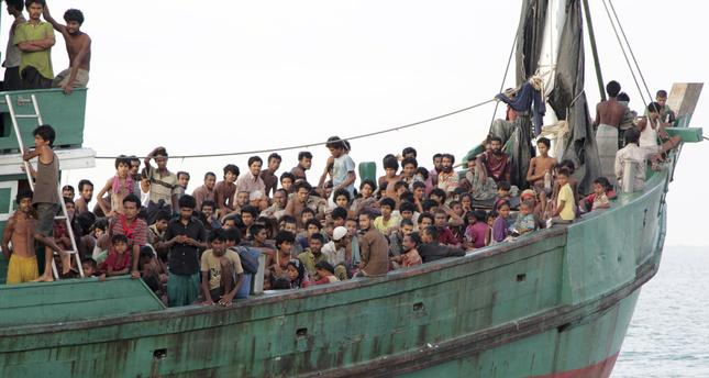 Turkey to donate $1 million to help Rohingya Muslims