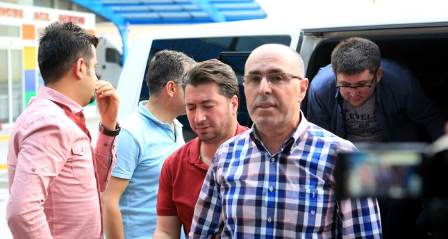 43 suspects detained in 'parallel state' probe