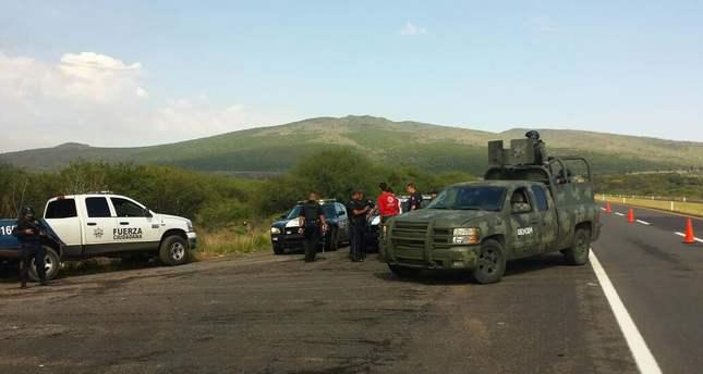 Gunbattle in western Mexico kills at least 39 people