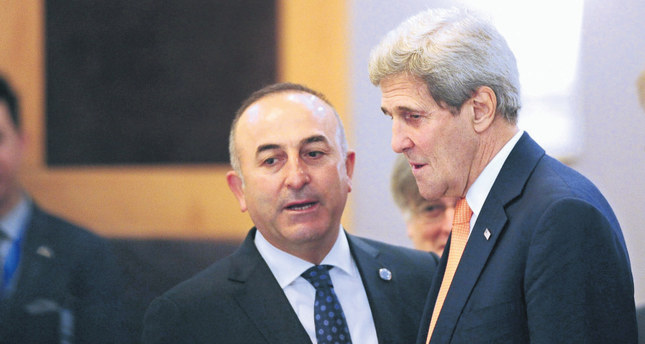 Turkey, US to provide Syrian opposition with air cover