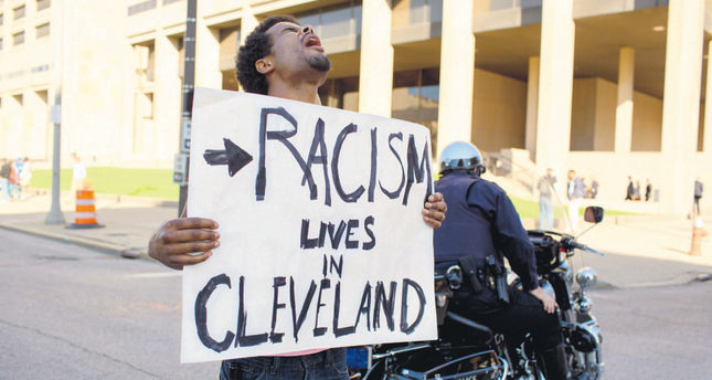 Cleveland protests erupt after killer acquitted