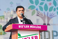 The pro-Kurdish Peoples' Democratic Party (HDP), which hid imprisoned PKK leader Abdullah Öcalan's posters during its rallies in western Turkey to receive votes from Turks to pass the 10 percent...