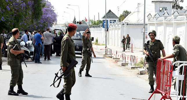 Eight Tunisian soldiers killed in barrack attack