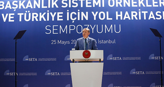 Presidential system at center stage of Turkey's elections