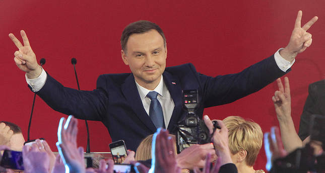 Conservative Duda wins Polish presidential vote