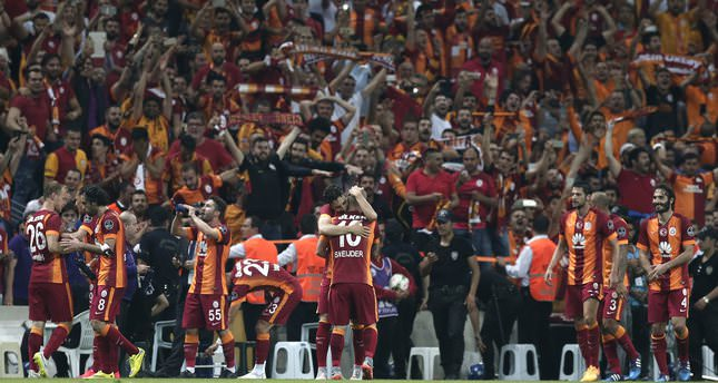 Galatasaray guarantees its 20th title in Turkish league