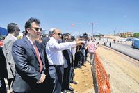 The foundation of high-tech valley was laid on Tuesday to become a town with 5,000 research and development (R&D) companies and 100,000 employees, with a ceremony attended by Science, Industry...