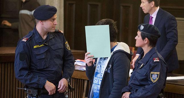 Austria convicts Turkish teen on terror charges