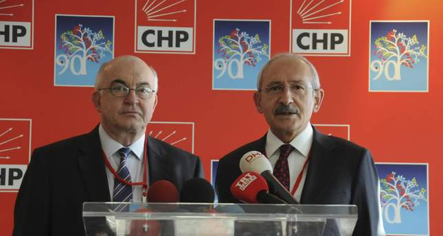 CHP candidate to lead economy doubts party's projects
