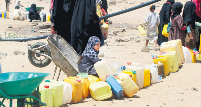 Two-thirds of Yemenis have no access to safe water