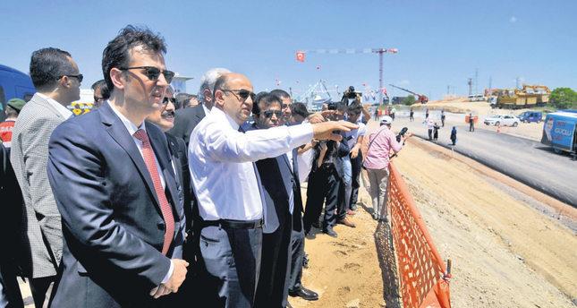 Construction of high-tech valley begins in Kocaeli