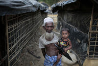 Bangladesh plans to relocate thousands of Rohingya who have spent years in refugee camps near the Myanmar border to a southern island, an official said Wednesday.