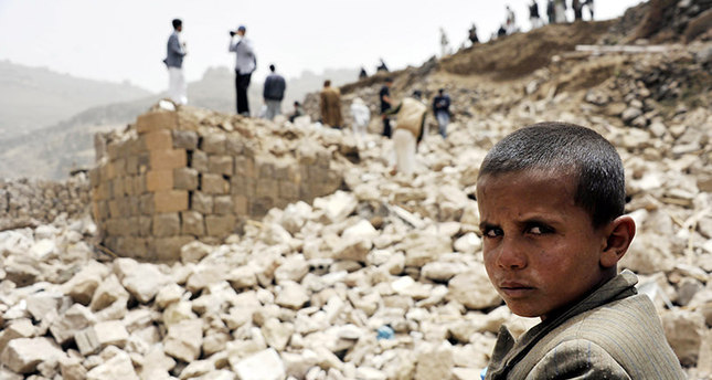 Turkey to dispatch humanitarian aid to Yemeni people