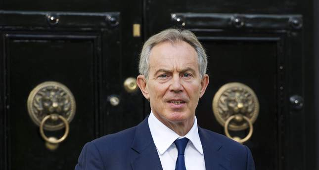 Tony Blair steps down as Middle East peace envoy