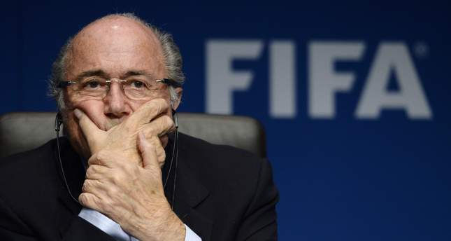 Blatter says corrupt officials to be booted out