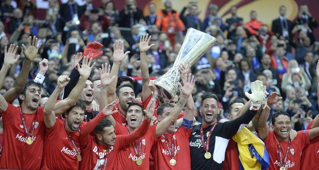 Sevilla crowned as UEFA Europa League winners