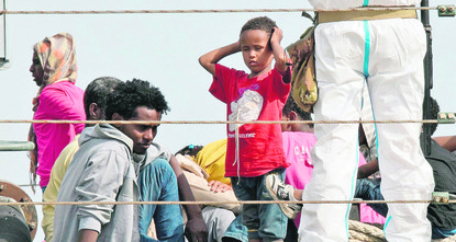 The first significant sign of progress on the issue of mass migration to the EU was achieved on Wednesday after the submission of a proposal for a relocation and resettlement scheme to respond to...
