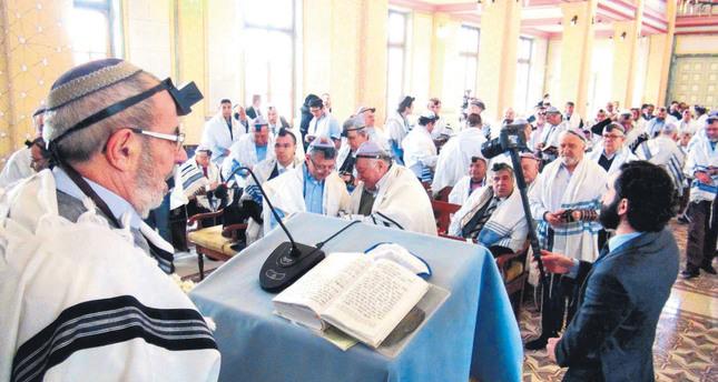 Turkish Jews reject anti-Semitism claims