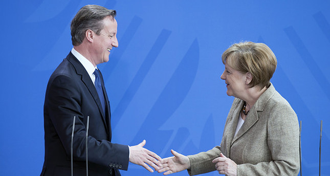Germany offers 'constructive' role to help keep UK in EU