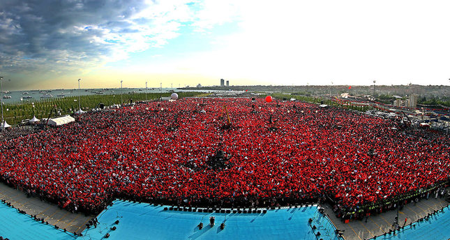 Turkey marks 562nd anniversary of Istanbul's conquest