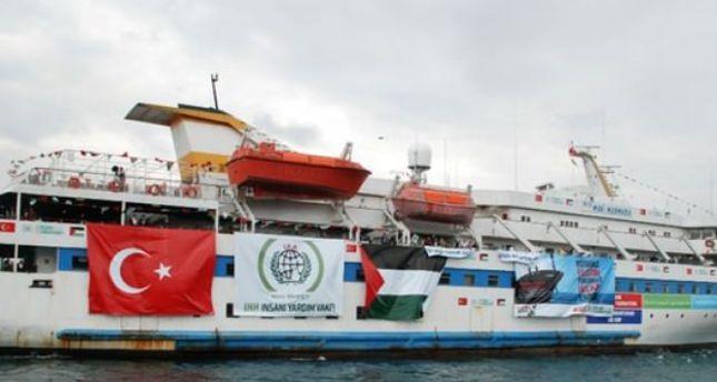 Palestinians mark anniversary of Mavi Marmara attack