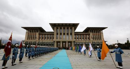 Fed up with a prolonged campaign over the alleged high expenses of the new Presidential Palace, the Presidency of the Republic of Turkey increasingly counter the rumors through its website.