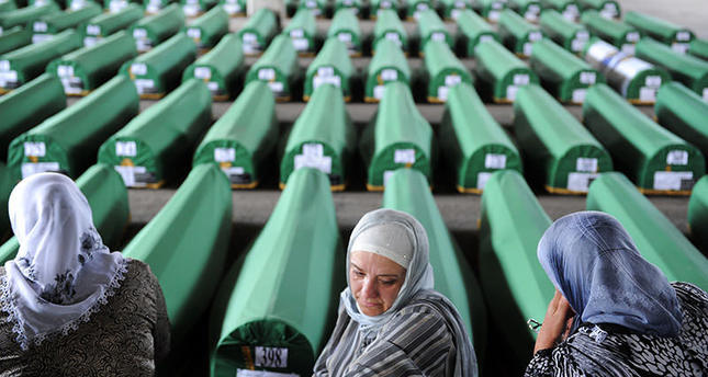 Netherlands to pay compensation for Srebrenica victims