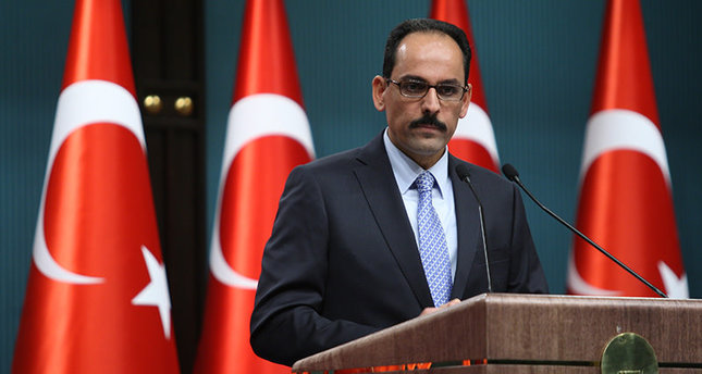 'Turkey won't act unilaterally in Syria'