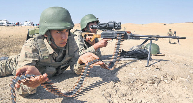 Ankara says tight measures against ISIS does not mean imminent war