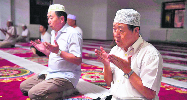Ramadan time of persecution for Uighurs