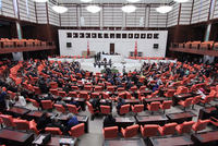AK Party's İsmet Yılmaz became the new Parliament Speaker on Monday as he received 258 votes in the fourth and final round of the election.
