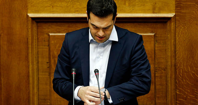 Tsipras to accept Greece bailout conditions: report