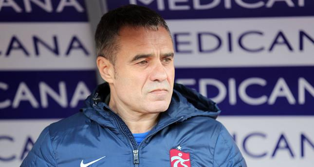 Trabzonspor coach Ersun Yanal resigns