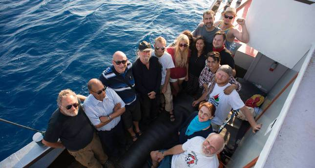 Freedom Flotilla demands release of activists