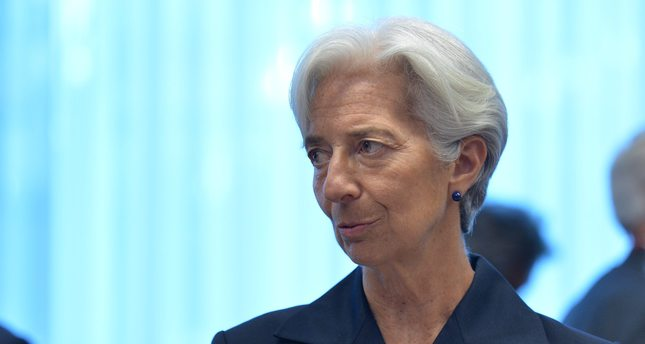 Greece must reform before debt relief: IMF's Lagarde