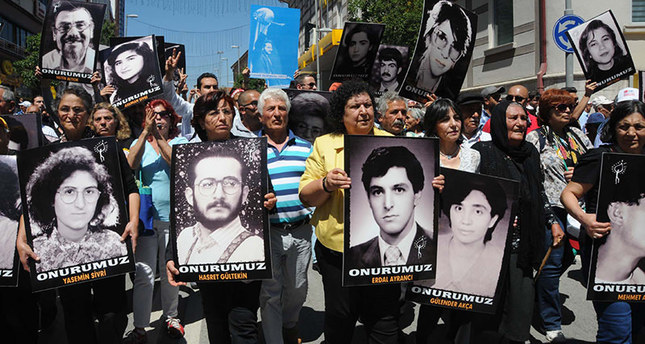 Victims of 1993 Sivas hotel deaths remembered