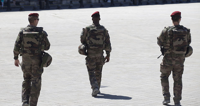 French soldiers arrested in child sex abuse probe