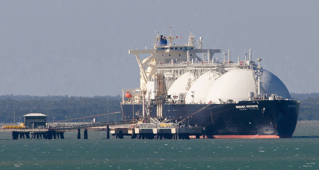 Australia to shake world energy market with LNG boom