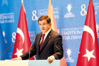 While the future of Turkish politics remains an enigma as none of the parties have yet to compromise over a coalition, Prime Minister Ahmet Davutoğlu is about to commence his tour of talks with the...