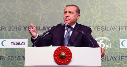 President Recep Tayyip Erdoğan has said a new Turkish government backed by the majority in the parliament must be formed as soon as possible.