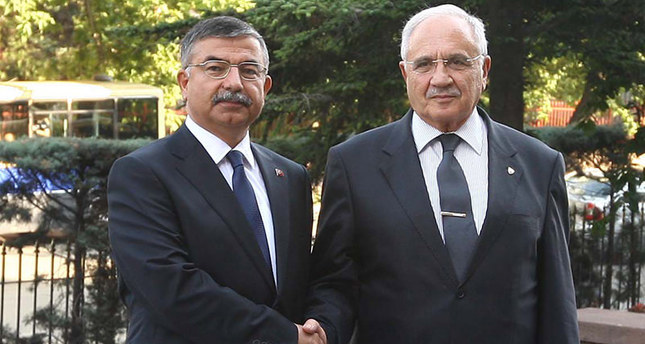 Vecdi Gönül re-appointed as Turkey's defense minister