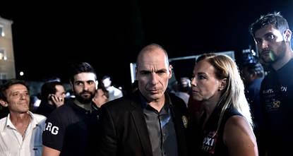 Greek Finance Minister Yanis Varoufakis accused Athens' creditors of