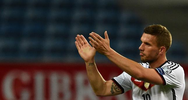 Galatasaray set to sign Arsenal forward Podolski
