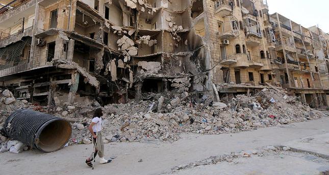 Fighting in Aleppo fiercest since 2012