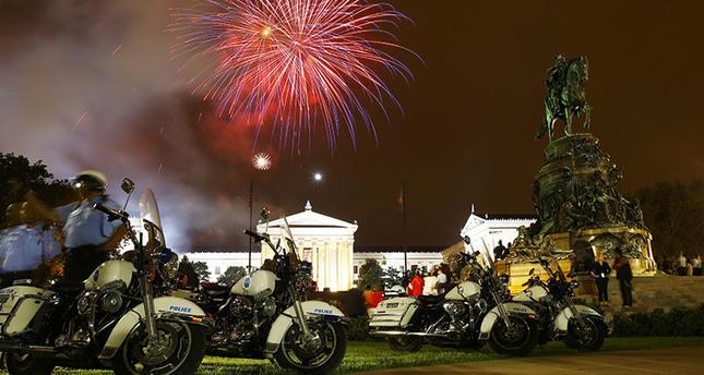 America celebrates Indep day amid tightened security