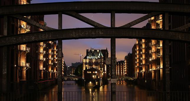 UNESCO names Hamburg's warehouse district World Heritage Site
